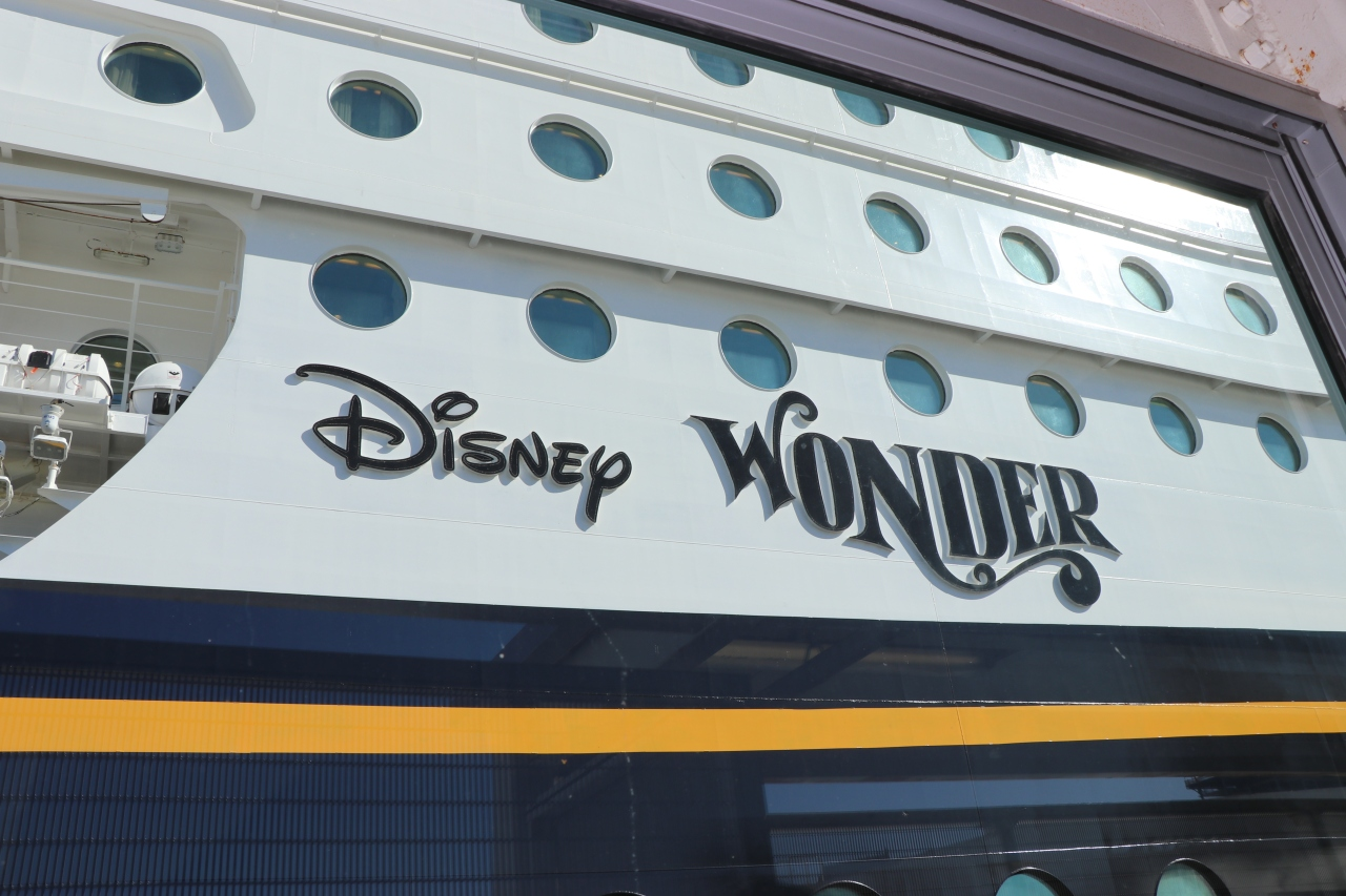 "Disney Cruise Line ""Wonder"" Sail Review"
