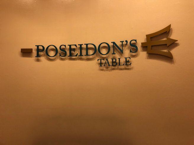 poseidon's table