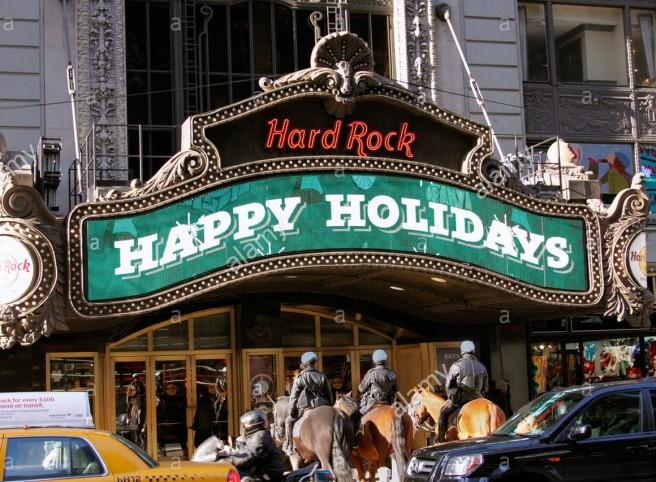 hard rock holiday