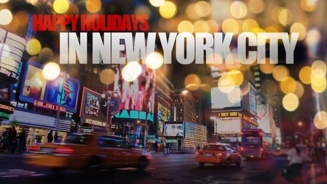 HOLIDAYS NYC