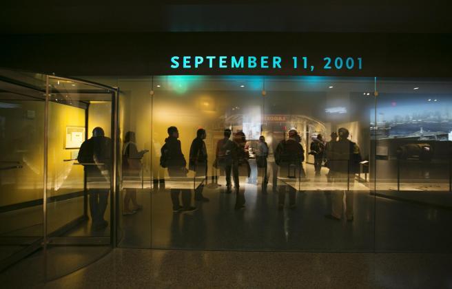 sept 11 museum 1