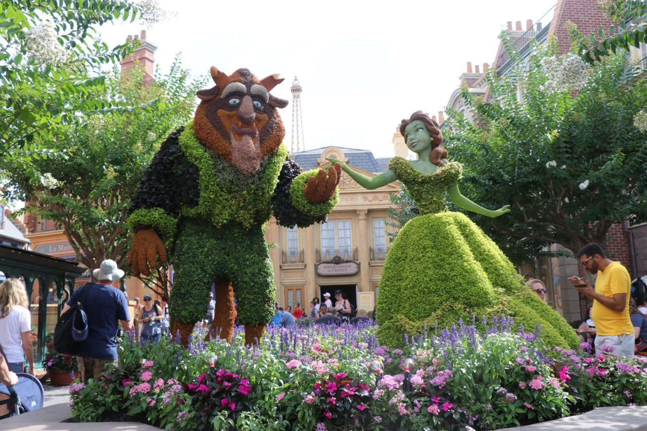 Protected: Epcot's Flower & GardenFestival